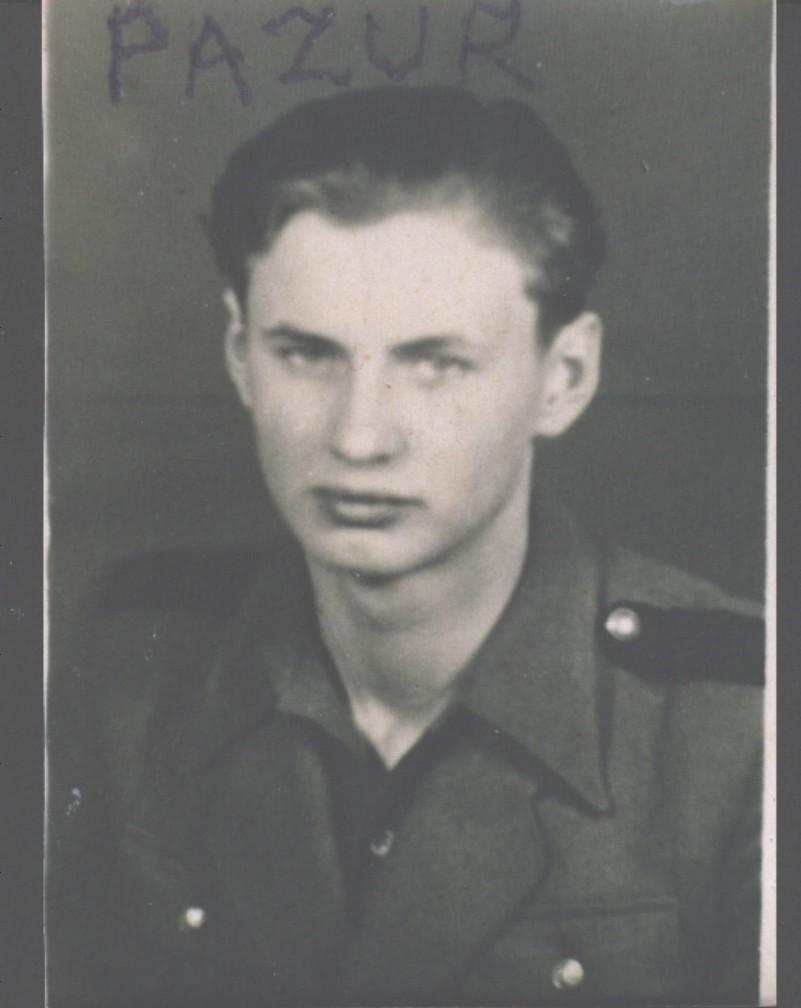 """Janusz Flach """"Pazur"""""""