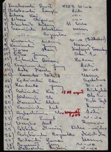 Lista z czerwca 1983.