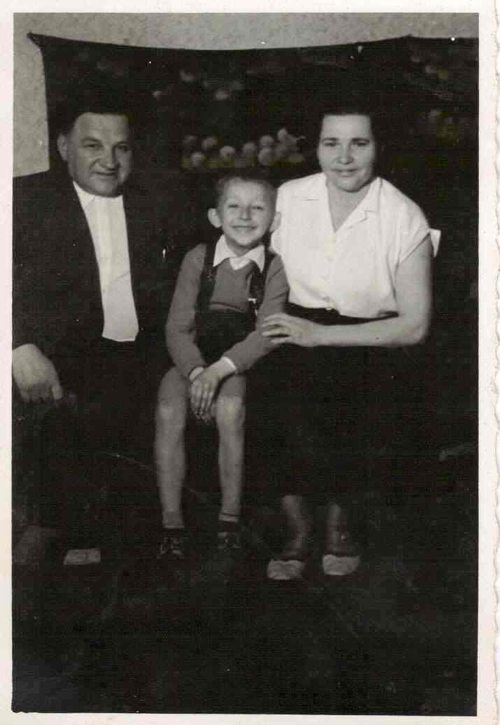 Edward Woll 1958